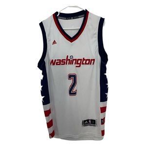 Washington Wizards Wall #2 Game Jersey Large